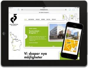 iPad2-med-Fem-Hjärtan
